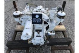 Enfield Ho2 Marine Diesel engine