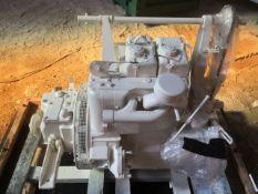 Lister SR2 Marine Diesel engine Unused