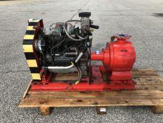 Lombardini LDW2004 Diesel water pump