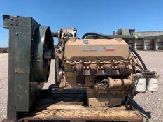 Cummins 8V504 Diesel Power pack