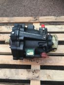Borg Warner velvet drive 10-18-002 Ratio 1.1:1 Marine Gearbox new