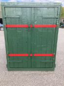 Heavy Duty Secure storage shed