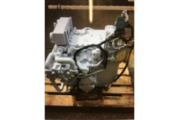 ZF BW195 ratio 2.03:1 Marine gearbox