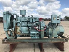 126Kva Diesel Generator Ex Standby