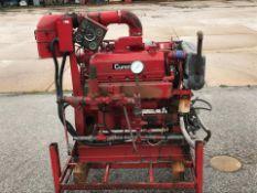 Cummins 8V504 Marine Diesel Engine