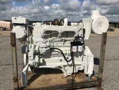 Cummins NT855 Big Cam Marine Diesel engine Reconditioned