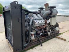 Perkins CV8 Power Pack Diesel