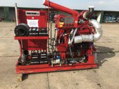 Detroit 6V92T Diesel Waterpump