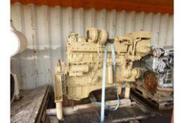 Cummins NT855 Big Cam Marine Diesel engine spares or repair
