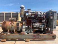 209Kva Diesel Generator Ex standby