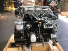 Perkins 404D 50hp Marine Diesel engine New