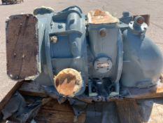 Napier HP210D Turbocharger