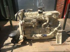 Cummins 6C Marine Diesel Engine