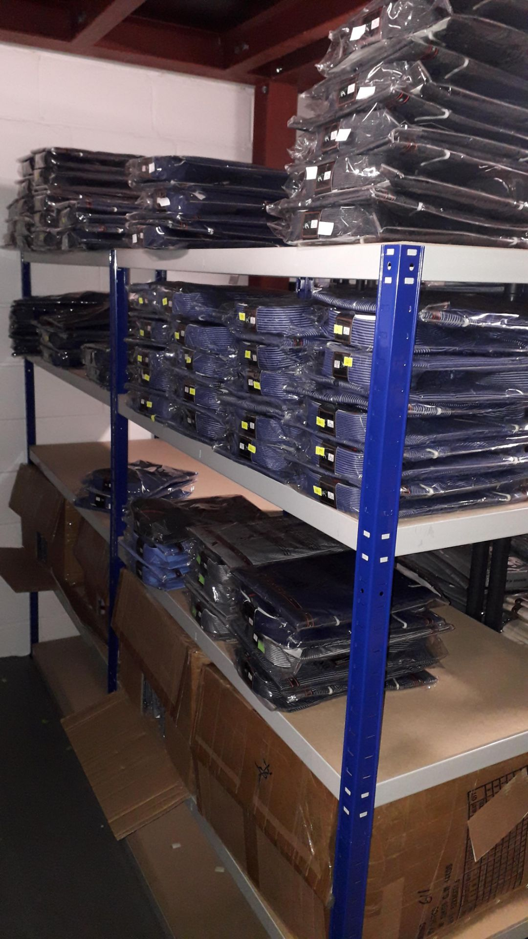 2 x Bays and Contents to include Approx. 280 x Lav - Image 2 of 5
