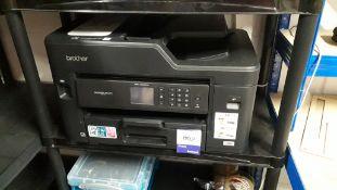 Brother MFCJ5335DW A3 Inkjet Printer Serial Number