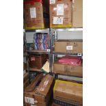 2 x Bays and Contents to include Approx. 850 Packe