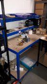 Boltless Packing Table