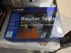Nutool BT102 Router Table