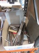 Box to contain various Steel Model Making Profile