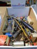 Box of Engineering / Burning Consumables