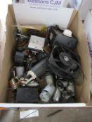 Quantity of Various Model Making Electrical Motors in Box
