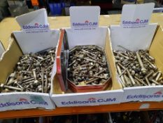 3x boxes of Nuts and Bolts