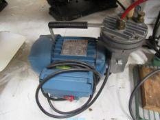 Lafert LMB 63/4 Model Making Air Compressor