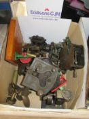 Box to contain parts of incomplete Model Making Projects, Propellers, pistons etc