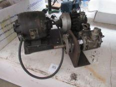 W. Edwards Mini Mounted Modelling Compressor