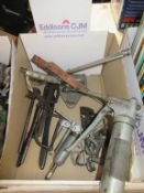 Box to contain various Model Making Tools