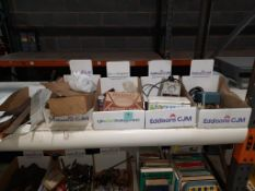 Miscellaneous items including Files, Gromet Strip, Switches etc