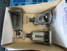 3 Various Traversable Machine Attachments