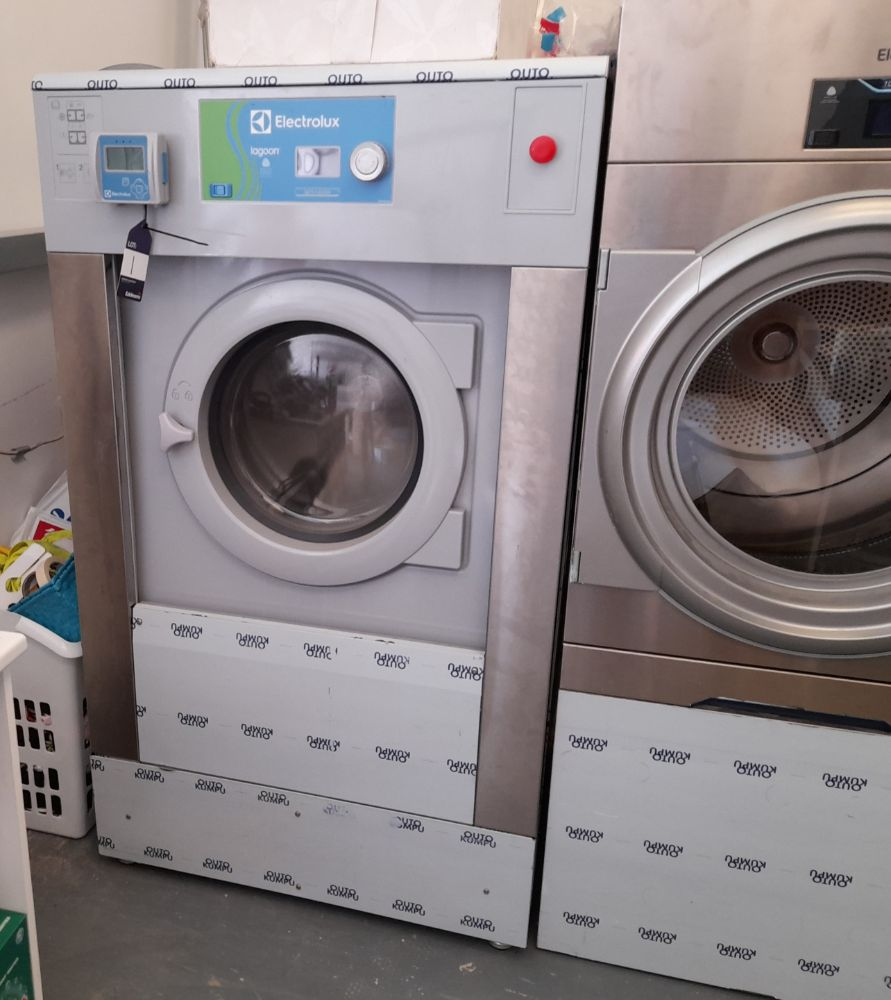Assets of a Commercial Laundry