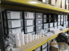 Approx.20 4- Drawer Plastic Storage Containers