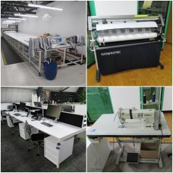 Clothing and Textile Manufacturing Machinery and General Equipment