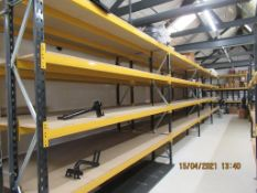 Qty of Link 51 Pallet Racking