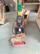 Sealey Super Mig 150 240v Mig Welder with a Quantity of Welding Sundries (Gas Bottle Not Included)