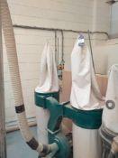 Twin Bag Dust Extractor