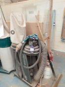 Meabo Spa 1200 Single Bag Dust Extractor