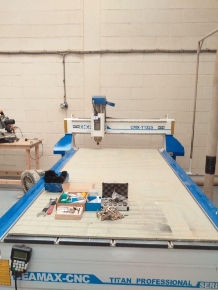Woodworking & Model Making Plant & Equipment