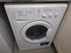Indesit WIDXL126 washer dryer