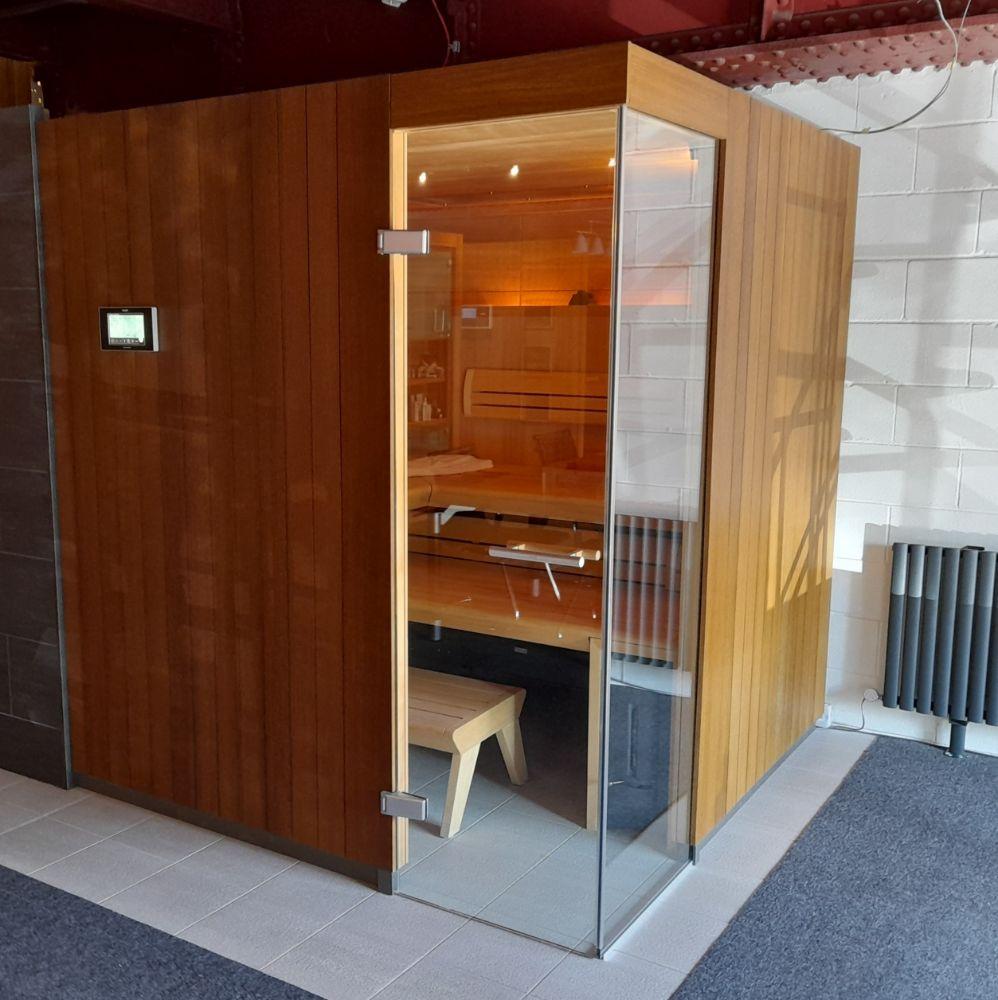 High End Executive Saunas from Klafs