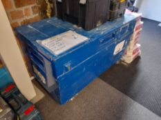 Mobile heavy duty site box