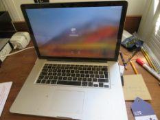 """15"""" Apple MacBook Pro"""