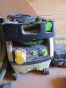 Festool CT Mini Vacuum