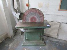Phillipson Rotary Disc Sander