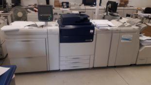 Xerox Versant 80 colour press digital copier, ID n