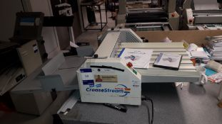 Technifold Crease Stream Junior Bench Top Creaser