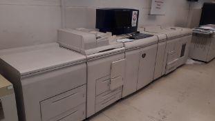Xerox Nuvera 144 EA Digital Production System, ser