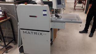 Vivid Laminating Matrix 370 single side laminator, S/N 1112WX-370051